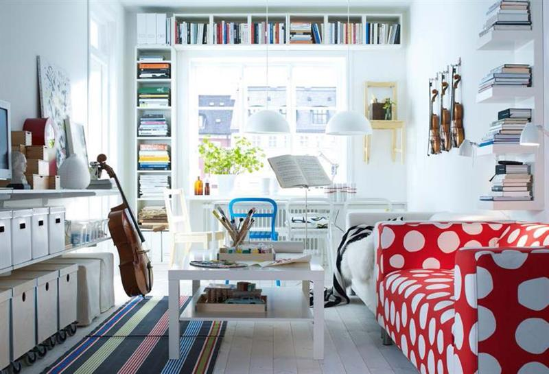 Small-living-room-ideas-with-creative-smart-storage-solution